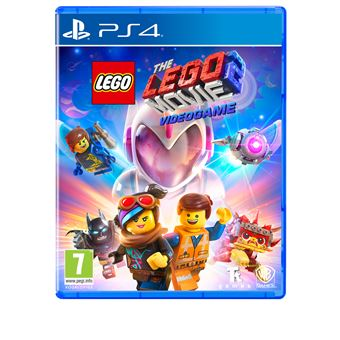 THE LEGO MOVIE 2 FR/NL PS4