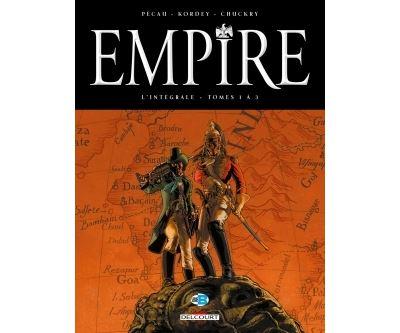 Empire Intégrale T 1 à 3