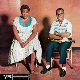 Ella and Louis - LP Clear Vinil 12''