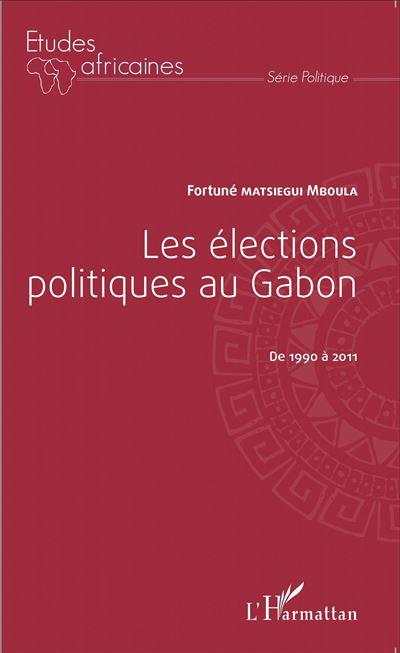 Les élections politiques au Gabon