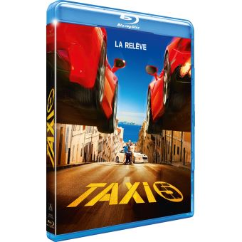 TaxiTaxi 5 Blu-ray