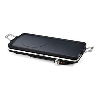 Barbecue Plancha RIVIERA ET BAR QC446A NOIR