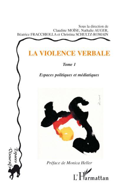 La violence verbale