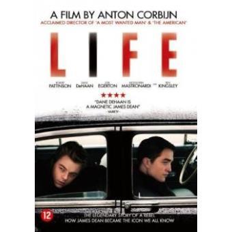 LIFE (2015) (DVD) (IMP)