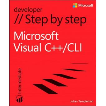 Microsoft Visual C Cli Step By Step Relie Julian Templeman