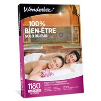 WONDERBOX FR 100% DETENTE, SOLO OU DUO