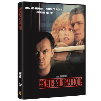 Fenêtre sur Pacifique DVD