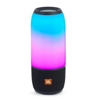 5 sur enceinte portable bluetooth jbl pulse 3 noire. Black Bedroom Furniture Sets. Home Design Ideas