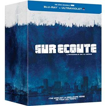 Sur écouteSur écoute L'intégrale des saisons 1 à 5 Blu-ray