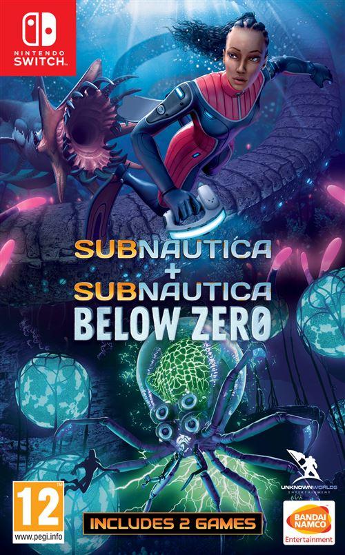 Subnautica + Subnautica Below Zero Nintendo Switch