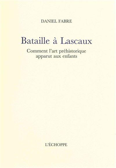 Bataille à Lascaux