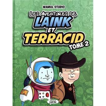 Les aventures de Laink et TerracidLes aventures de Laink et Terracid