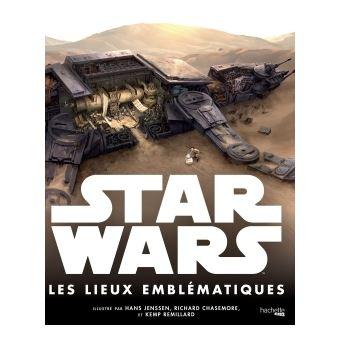 Star WarsLes lieux emblématiques de la saga