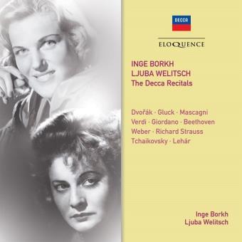 Borkh und Welitsch: Die Decca-Aufnahmen