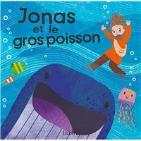 Jonas et le gros poisson-livre pour le bain
