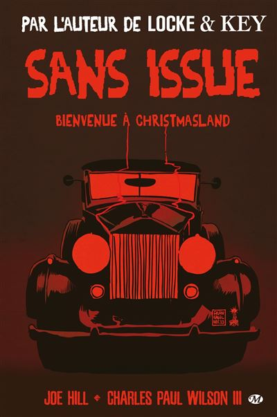 Sans issue, Bienvenue à Christmasland