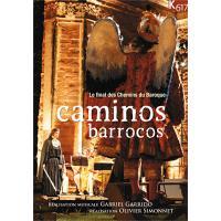 CAMINOS BARROCOS/DVD