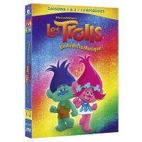 Coffret Les Trolls : en avant la musique ! Saisons 1 et 2 DVD