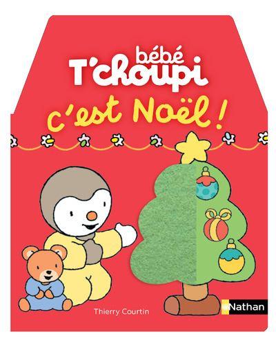 Bébé T'choupi C'est Noël