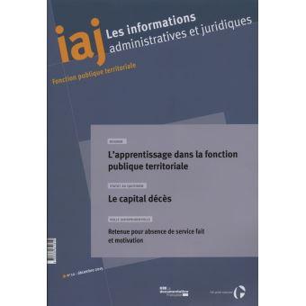 79d085bfdab L apprentissage dans la fonction publique territoriale Edition 2015 ...
