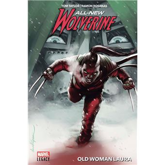WolverineAll-New Wolverine : Old Woman Laura