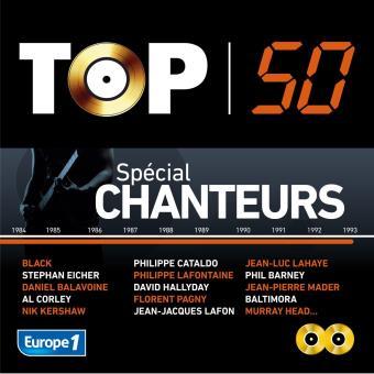 Top 50 Spécial chanteurs