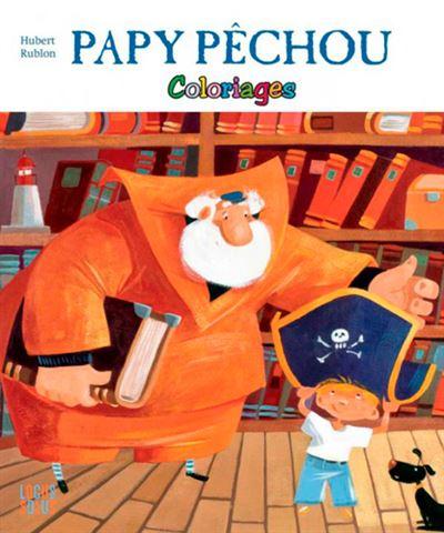 Coloriages Papy Pêchou