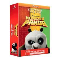 Kung Fu Panda L'intégrale des 3 films Coffret Edition spéciale Fnac Blu-ray