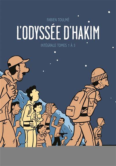 L'Odyssée d'Hakim - Coffret T01 à