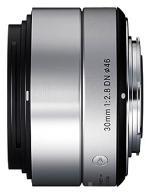 Sigma Objectif hybride Sigma DN A 30 mm f/2,8 Argent ligne ART...