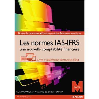 Les normes IAS-IFRS, une nouvelle comptabilité financière