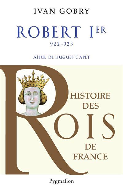 Robert Ier, 922-923