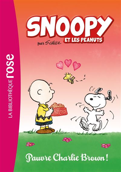 Snoopy - Snoopy et les Peanuts Tome 3 : Snoopy et les Peanuts 03 - Pauvre Charlie Brown !