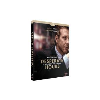 Desperate Hours La maison des otages Blu-ray