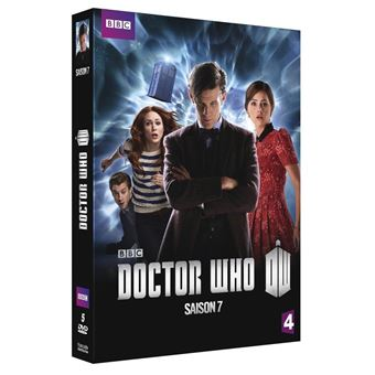 Doctor WhoCoffret Doctor Who Intégrale de la Saison 7 DVD