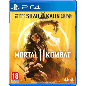 MORTAL KOMBAT 11 FR/NL PS4