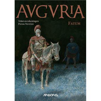 Auguria HC 3 Fatum (ISBN was voorheen van SC)