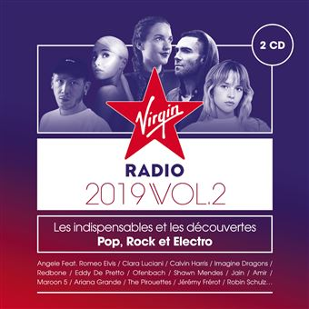 Virgin Radio 2019 Volume 2 Coffret