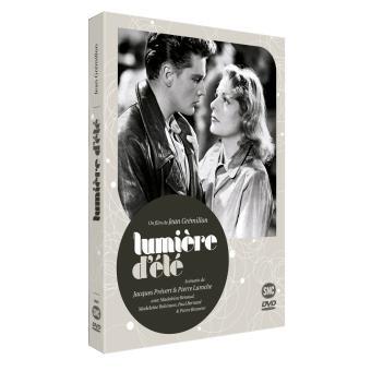 Lumière d'été Edition Prestige DVD