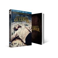 Les Voyages de Gulliver Edition Collector Combo Blu-ray DVD
