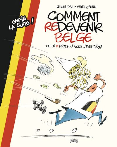 Comment redevenir Belge
