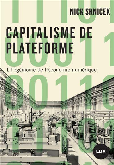 Capitalisme de plateforme