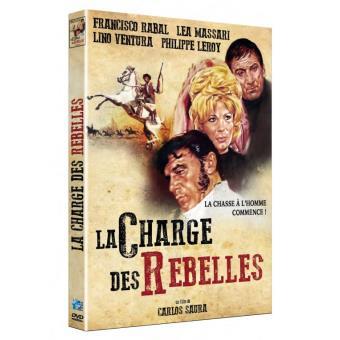 La charge des rebelles DVD