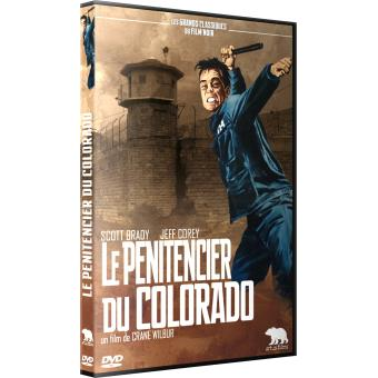 Le pénitencier du Colorado DVD