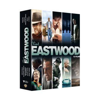 Coffret Clint Eastwood 10 Films DVD
