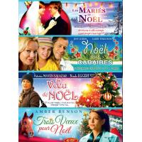 Coffret Noël 4 Films DVD