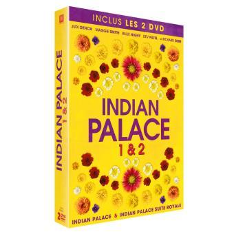Coffret Indian Palace 2 films DVD