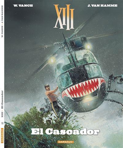XIII - El Cascador (Nouveau format)
