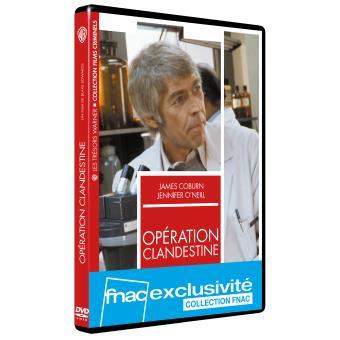 Opération clandestine DVD