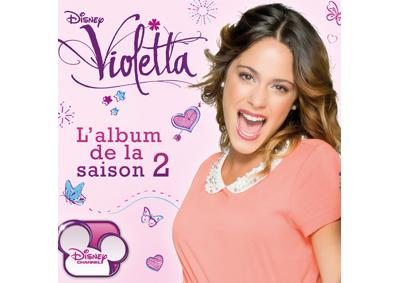 Violetta saison 2 bande originale de s rie t l vis e - Violetta saison 3 musique ...